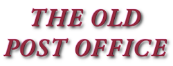 The Old Post Office Logo